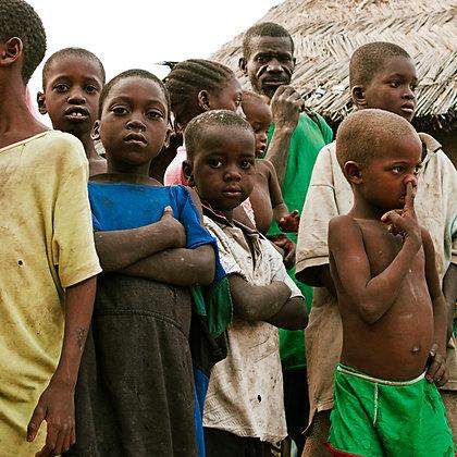 Enfants de Sadja