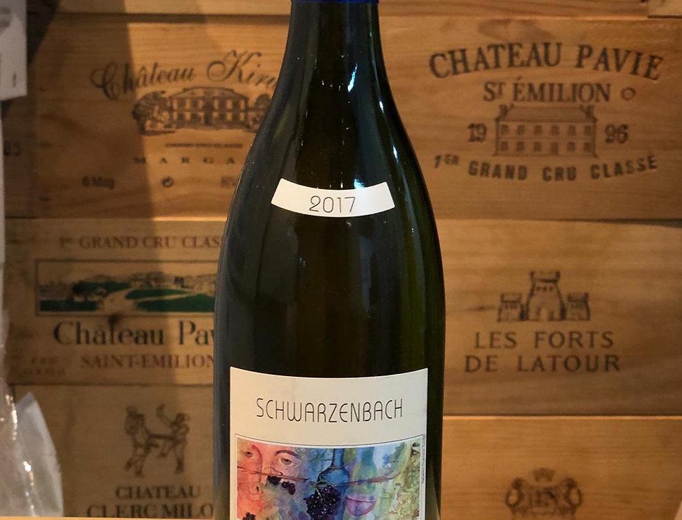 Schwarzenbach Winery Swiss Sauvignon Blanc 2017
