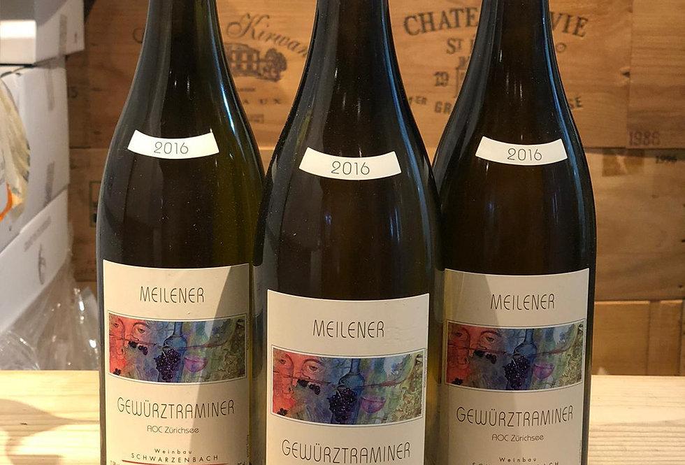 Schwarzenbach Winery Zurichsee Gewurztraminer  2016