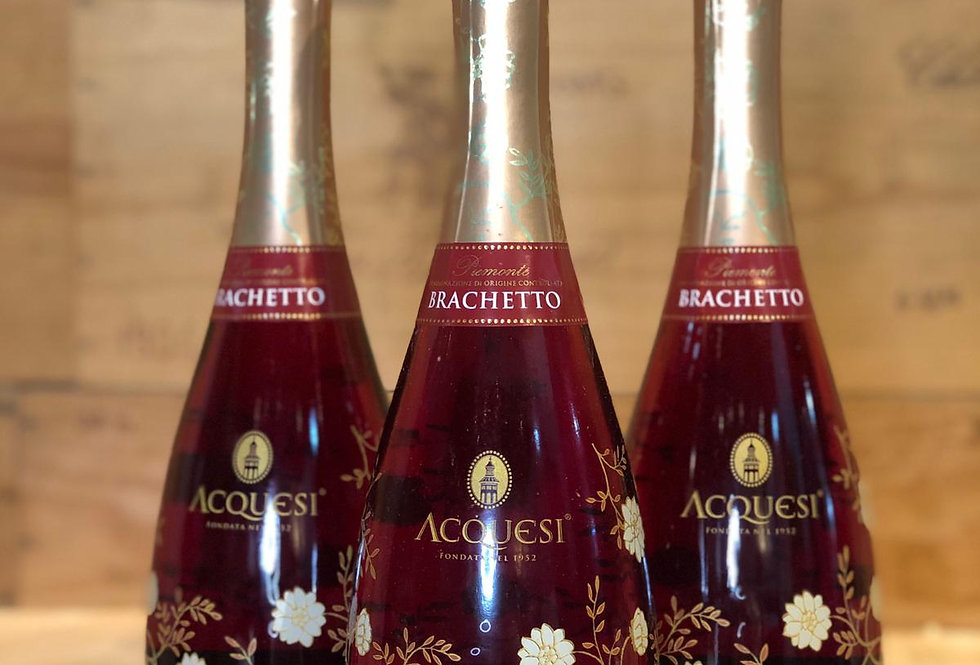 Acquesi Brachetto DOCG NV Sparkling Red
