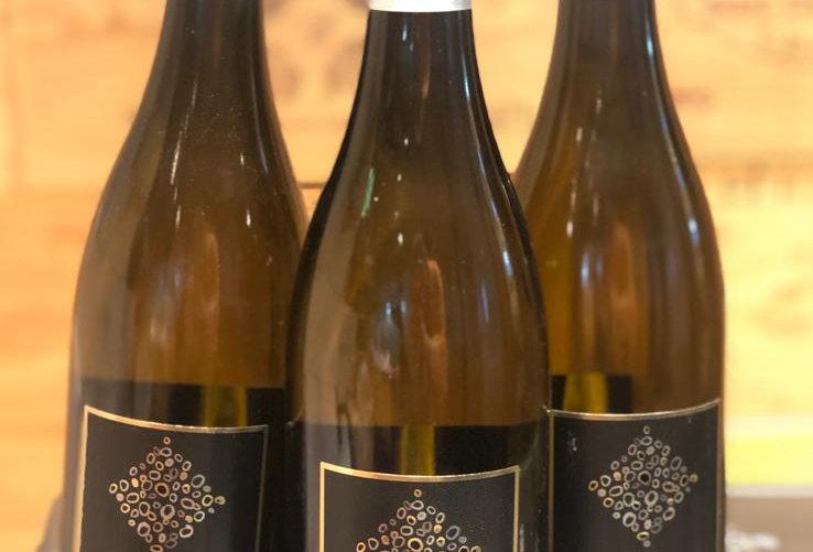Grains d'estuaire Blanc Chardonnay 2018