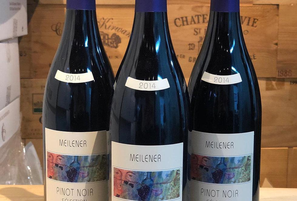 Schwarzenbach Winery Zurichsee Pinot Noir Selection 2014