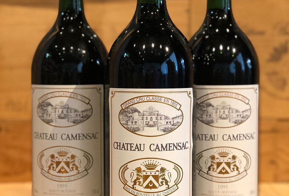 Chateau Camensac 1995 Magnum 1500ml
