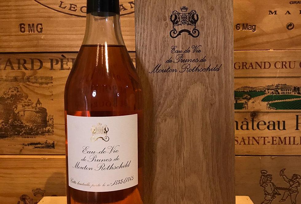 Chateau Mouton Rothschild Prunes Brandy  NV