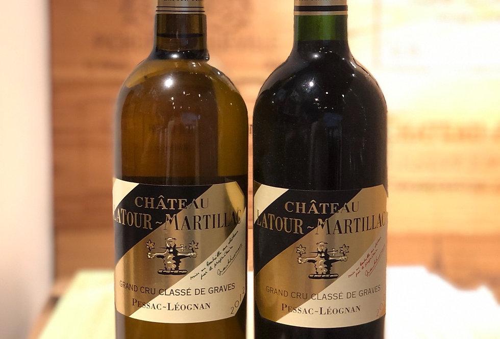 Chateau Latour Martillac 列級莊紅白酒套裝
