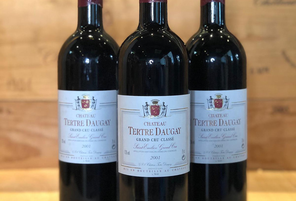 Chateau Tertre Daugay 2001