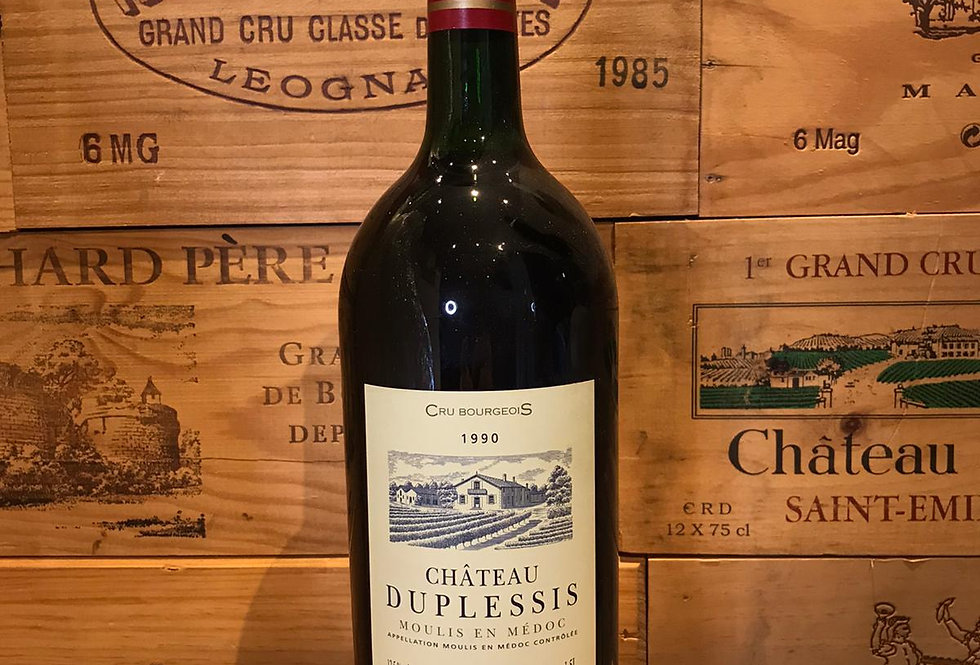 Chateau Duplessis 1990 Magnum 1500ml