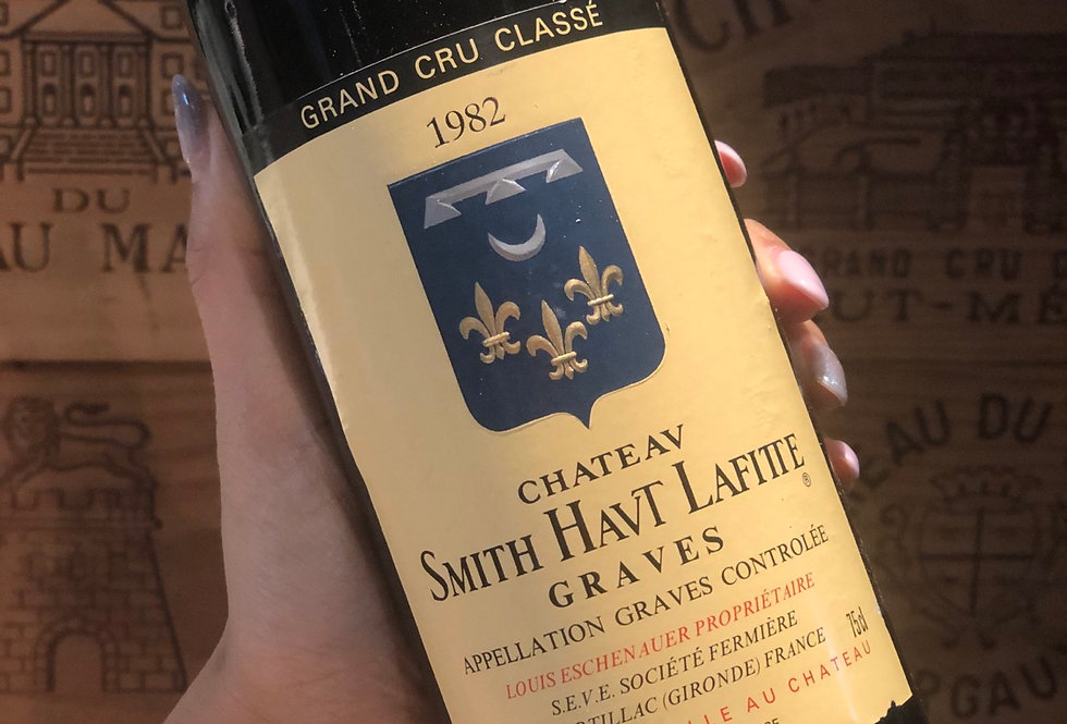Chateau Smith Haut Lafitte 1982