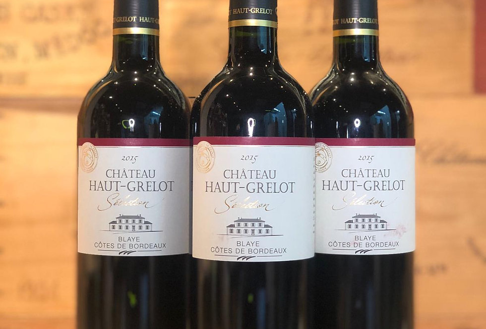 Chateau Haut Grelot Selection Red 2015