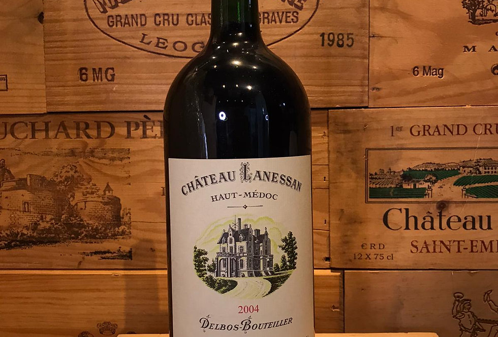 Chateau Lanessan 2004 Magnum 1500ml