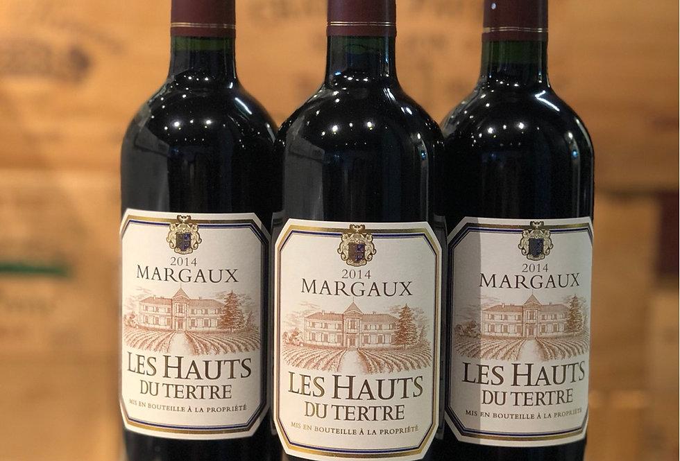 Chateau Du Tertre 五級莊杜特副牌 Les Hauts du Tertre Margaux 2014