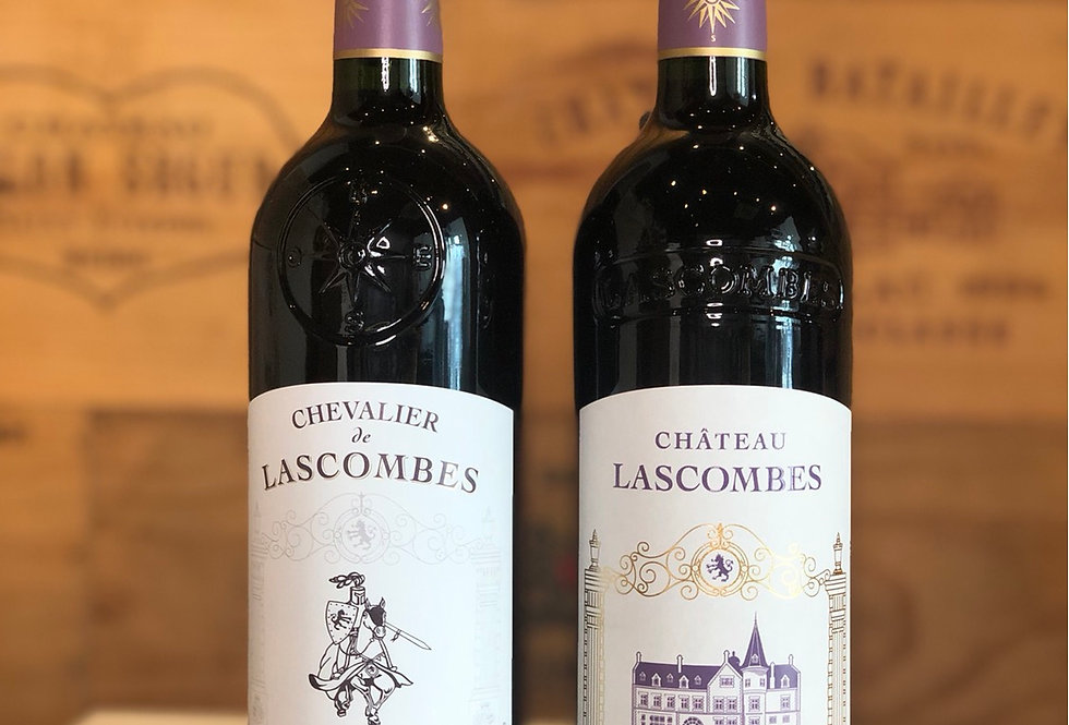 Chateau Lascombes 正副牌套裝 2015