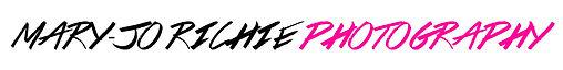 Mary-Jo Richie Photography Logo