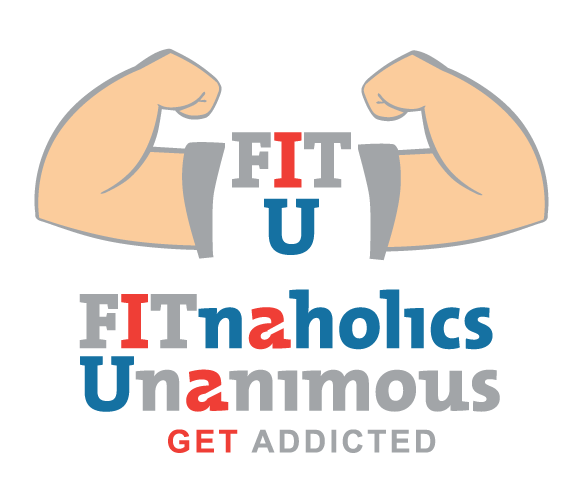 Fitnaholics Unanimous - Redesign