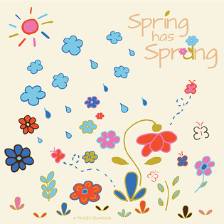 Tracey Diamond Designs Spring Has Sprung