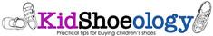 Kidshoeology Logo