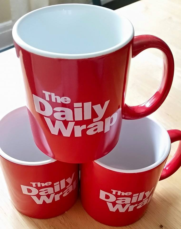 The Daily Wrap Mugs