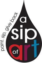 A Sip Of Art logo