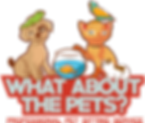 What About the Pets logo