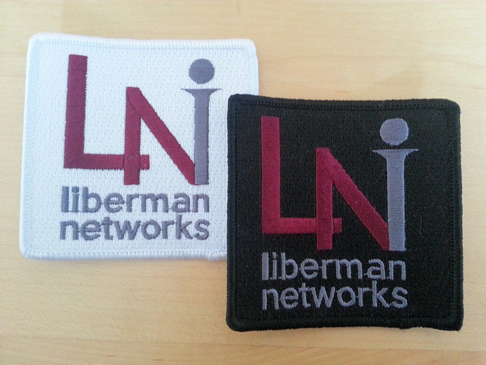 Liberman Networks Custom Patches