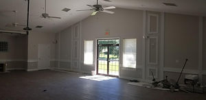 Clubhouse Remodel After