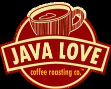 Java Love Coffee Roasting Co Logo