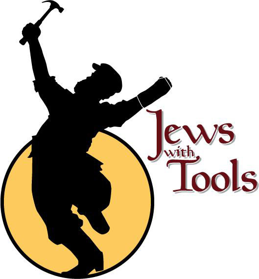 Jews with Tools (book logo)
