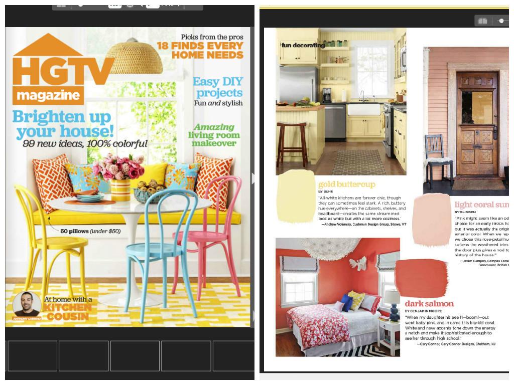 HGTV Magazine