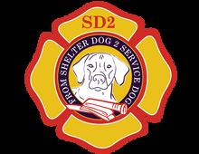 From Shelter Dog to Service Dog logo