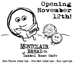 Montclair Bread Company Characters