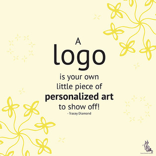 Tracey Diamond Designs Tips Logos