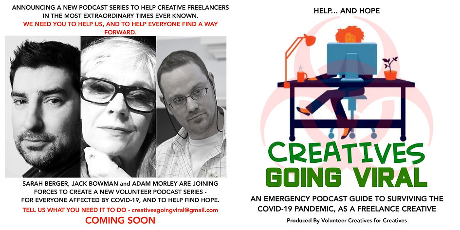 Creatives Going Viral - podcast