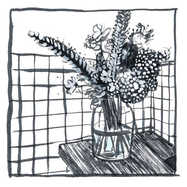 """""""Flowers in a Jar"""""""