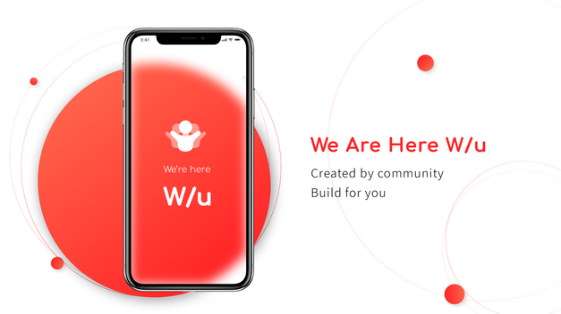 We Are Here With You