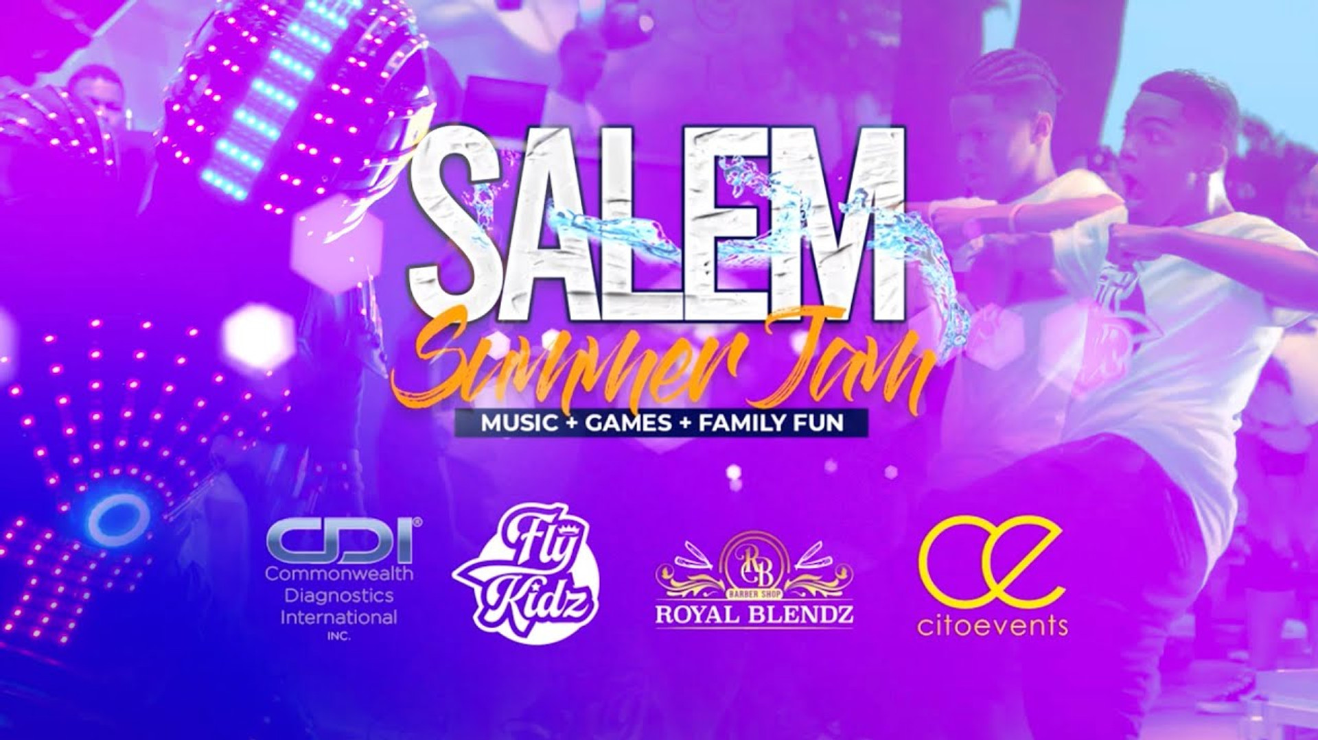 Salem Summer Jam (Highlight Video)