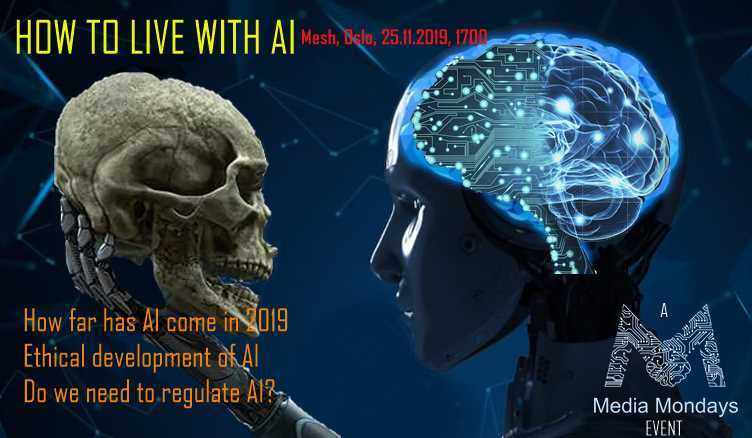 How to live with AI