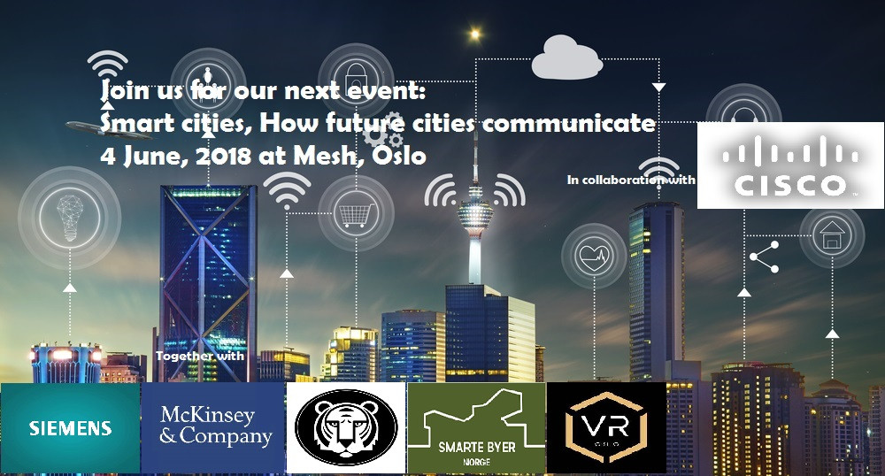 Smartcities, How future cities communicate