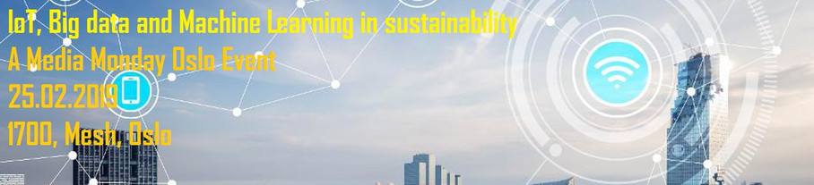 IoT, Bigdata and machine learning in sustainability