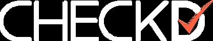 White CHECKD logo.png