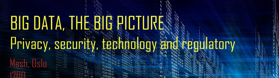 Big data, The big picture