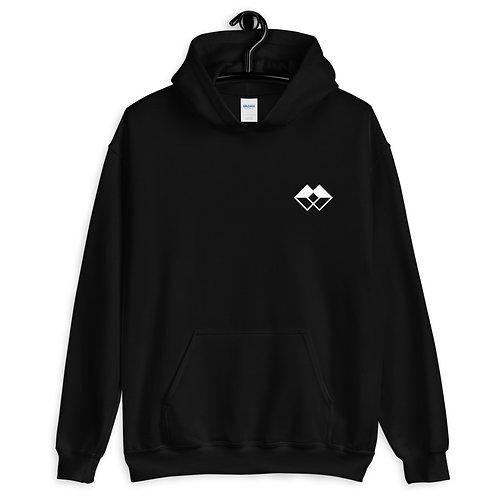 MW Redefined Hoodie (logo white)