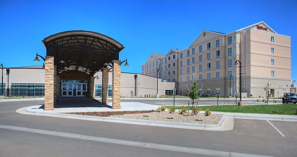 Hilton Garden Inn located in Laramie, Wyoming