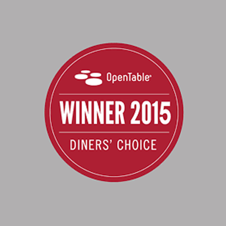 open-table-diners-choice-award