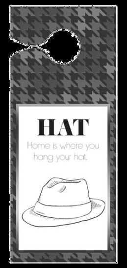 Inn at St. John's Closet Hat Hanger