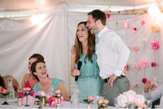 Drummond Island Wedding Reception