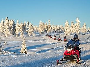best-michigan-snowmobiling-drummond-isla