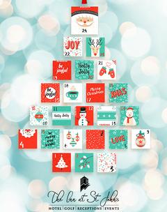 Social Media Christmas Campaign for The Inn at St. John's
