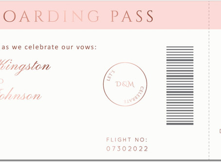 Is Hosting Your Wedding on an Airplane the Answer?