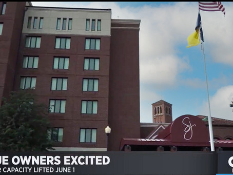 A Sigh of Relief for Michigan Hotels & Restaurants