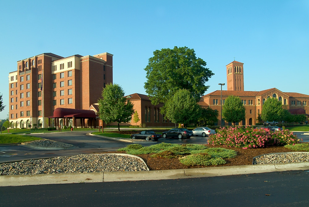 The Inn at St. John's Resort & Conference Center located in Plymouth, Michigan